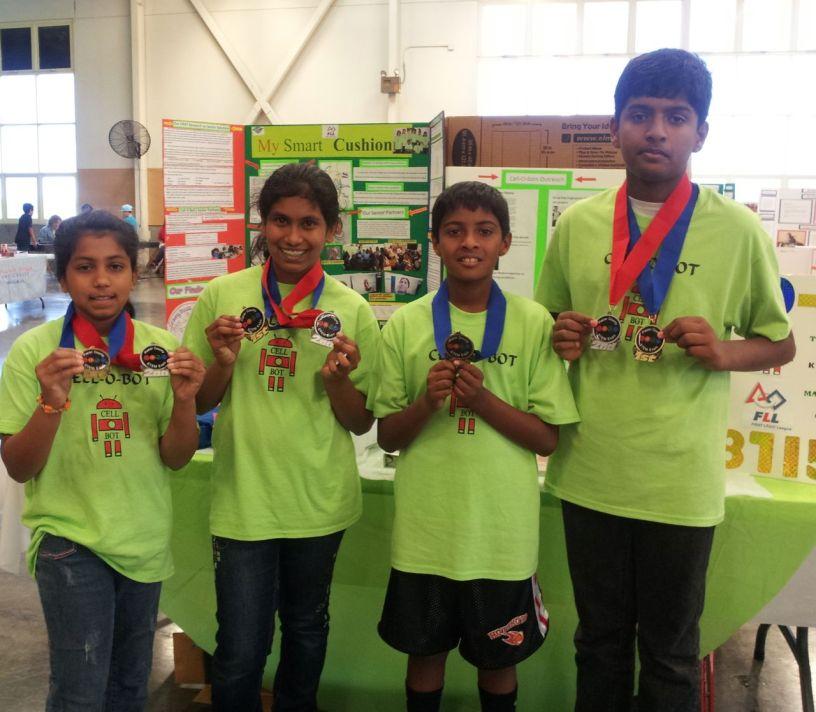 Stem Fair Jordan School District: FLL Teams 'bring A Buzz' To County Science Fair