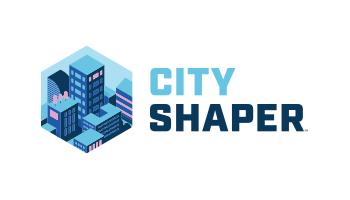Znalezione obrazy dla zapytania: city shaper logo mini